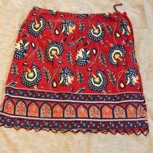 Gorgeous mini skirt from Boston Proper